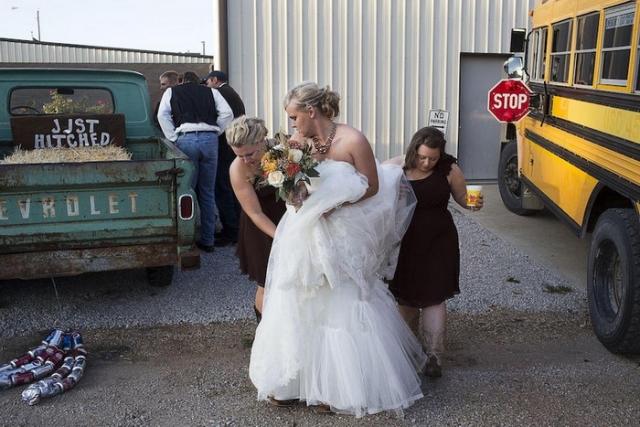 Свадьба в Небраске