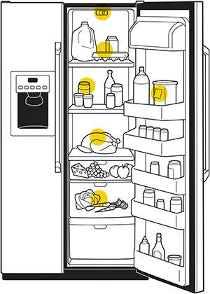 Фото 1 - Как содержать холодильник в порядке и правильно им пользоваться