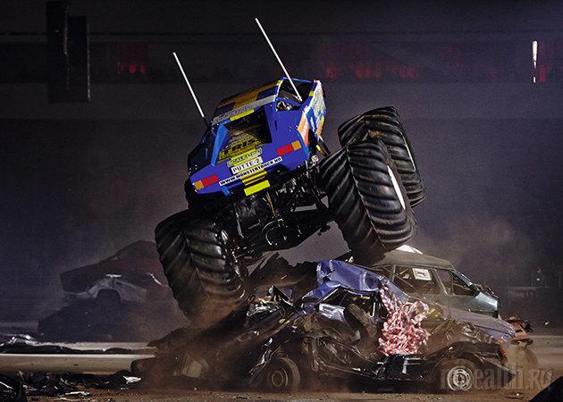 Фото 5 - Битвы монстр-траков: 3 гонщика о своих любимых чудовищах