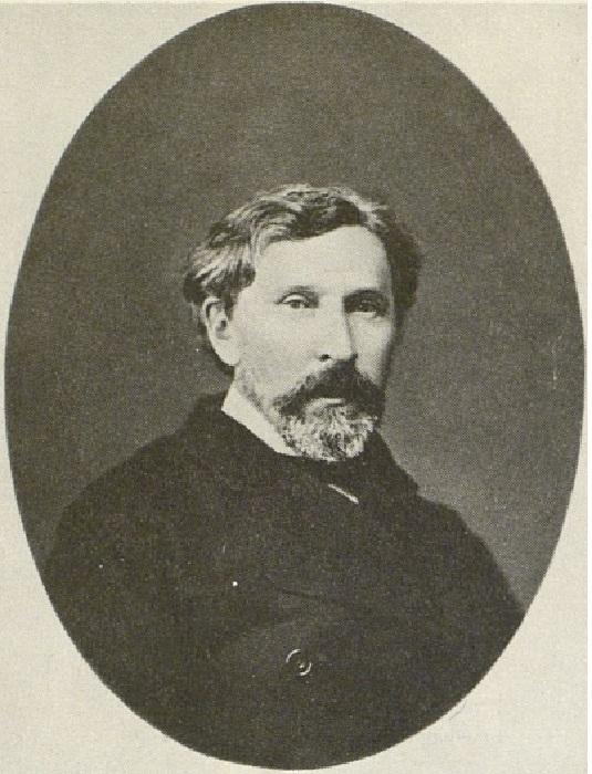 Константин Александрович Трутовский.