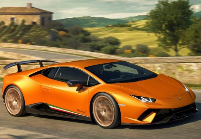 Lamborghini Hurican Performante