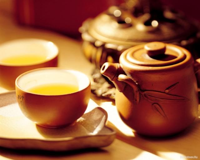 Чашка чая разных странах мира
