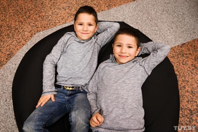Фото: Как две капли воды: очаровательные снимки близнецов (Фото)