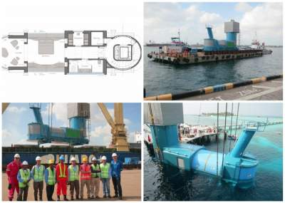 Так выглядит первая в мире подводная вилла. Фото