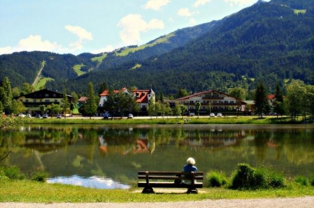 Красота природы Австрии