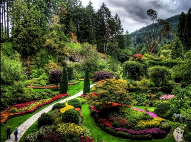 красивые сады мира - 08
