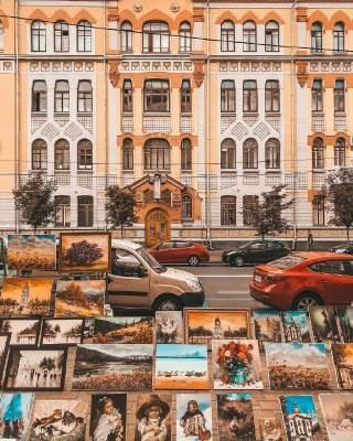 Атмосферные снимки Киева из Instagram. Фото