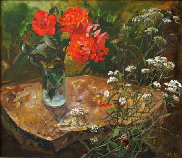 художник Инесса Сафронова картины - 26