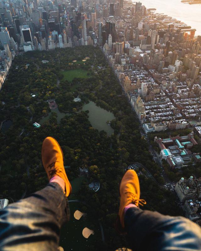 Фото: Нью-Йорк и Сан-Франциско на снимках Эвана Мейера (Фото)