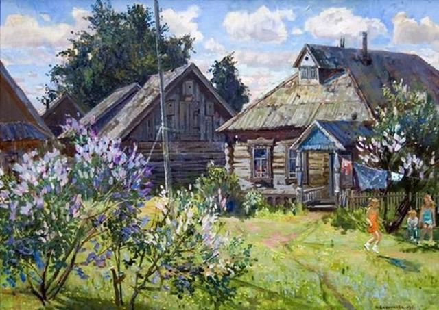 художник Инесса Сафронова - 07