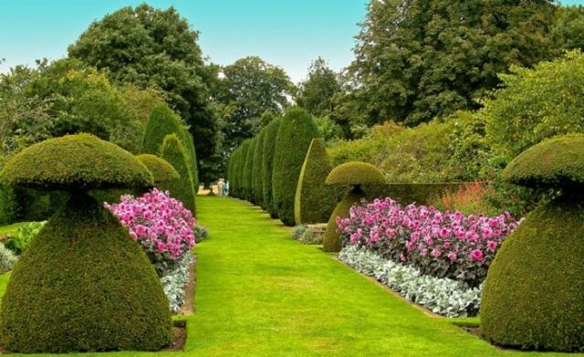 красивые сады мира - 02