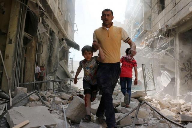 Эвакуация из Сирии