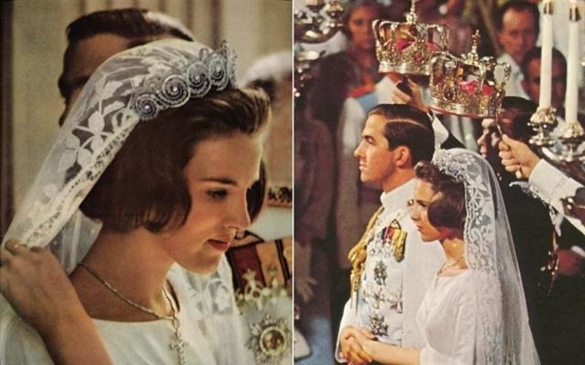 Платье Анны-Марии