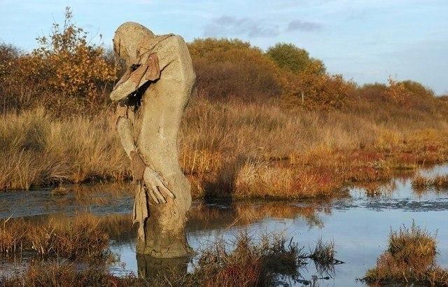 Увидеть скульптуры Софи Престиджакомо посреди ночи и умереть - 5