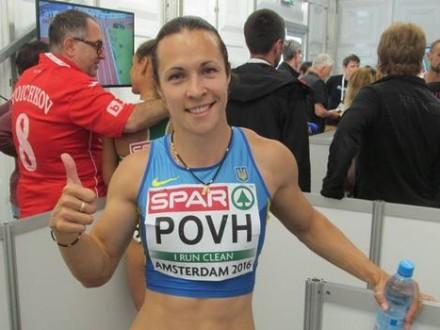 Украинка выиграла турнир с престижной зимней легкоатлетической серии