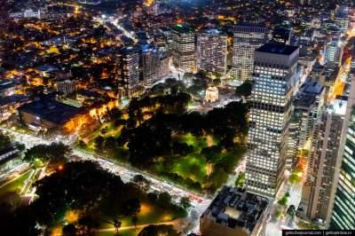 Невероятная красота города Сидней. Фото