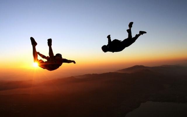 10 мифов о парашютном спорте