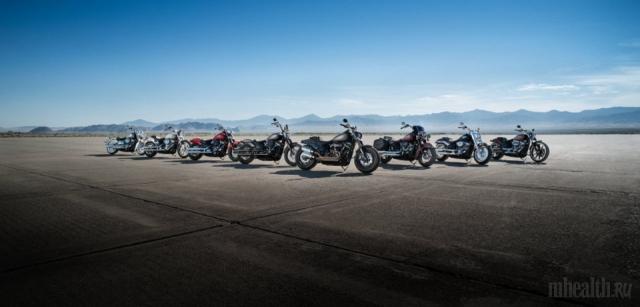 Harley-Davidson — 115 лет! Все о юбилейной серии байков — здесь