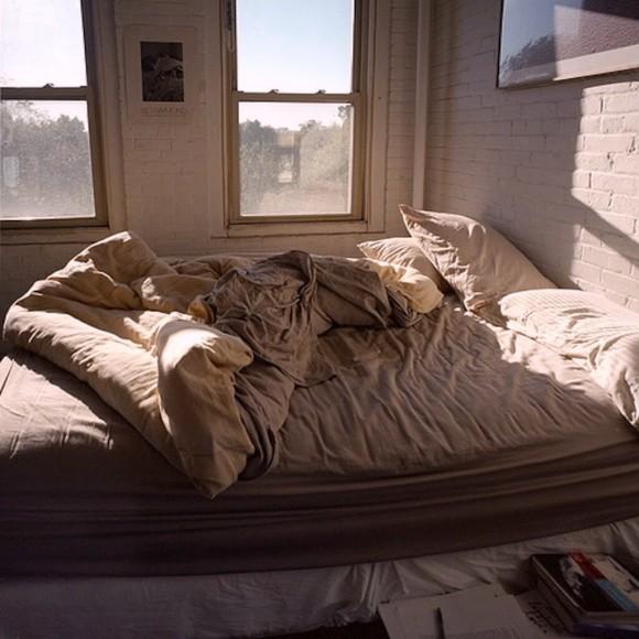 мятая кровать Как заставить себя просыпаться рано утром