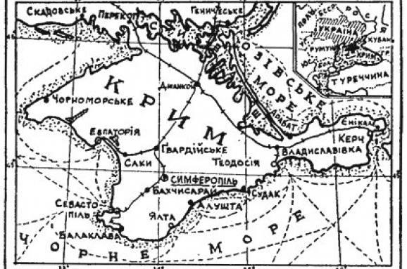 кримська операція