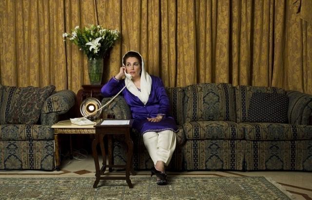 Бхутто и президента Пакистана объединяла ненависть к талибам и тому, что они творят.