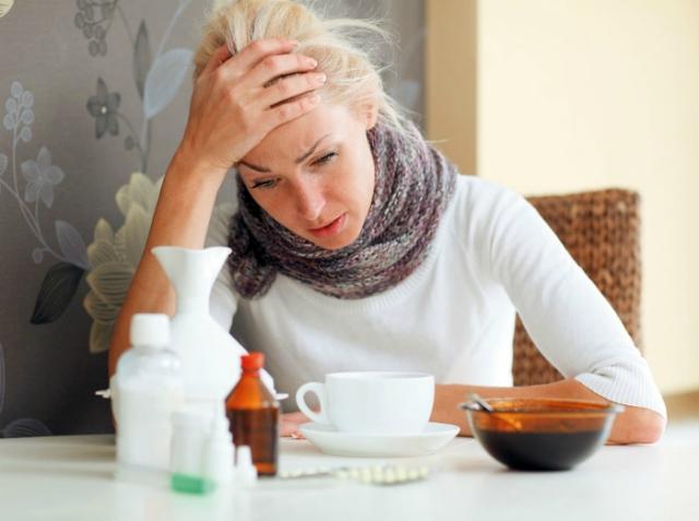 Средство для облегчения дыхания в период простуды.