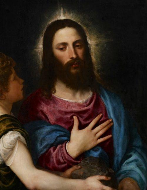 художник Тициан (Titian) картины – 13