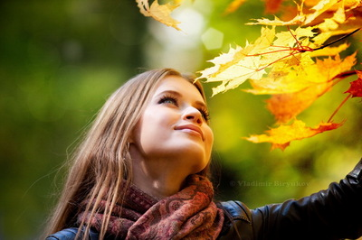 Картинки по запросу фото осень и дети