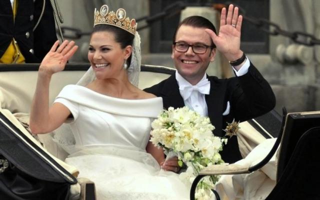 Свадьба Виктории и Дэниеля