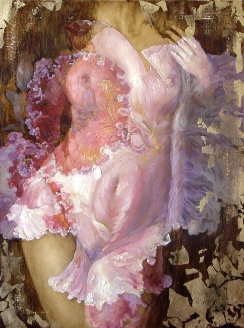 Цветы и Женщины Прекрасны, Покрыты тайнами любви. Но взоры дам порой опасны. Коварство есть у них в ... - 3
