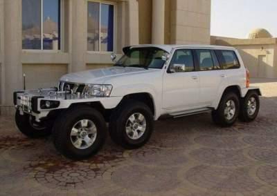 Невероятные автомобили из коллекции шейха Абу-Даби. Фото