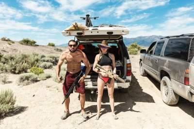 Американка ради путешествий целый год прожила в автомобиле. Фото