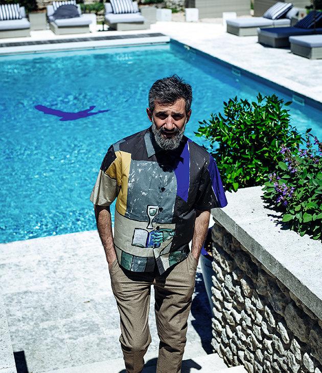 Фото 3 - Хороший год: свежие модные коллекции на отдыхе в Провансе