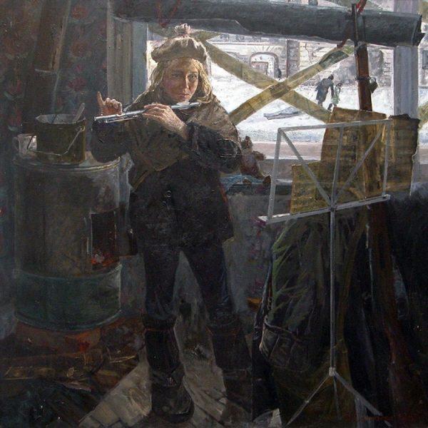 художник Инесса Сафронова картины - 38