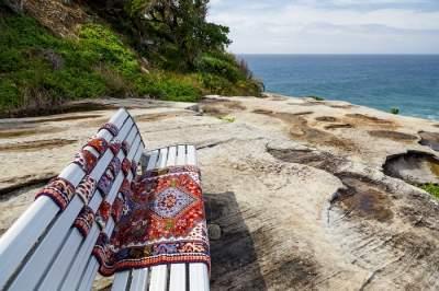 Необычные скульптуры на австралийском побережье, которые невозможно забыть. Фото