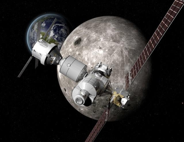 Луна Боинг