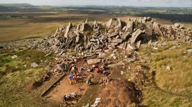 Carn Goedog. / Фото: www.messagetoeagle.com