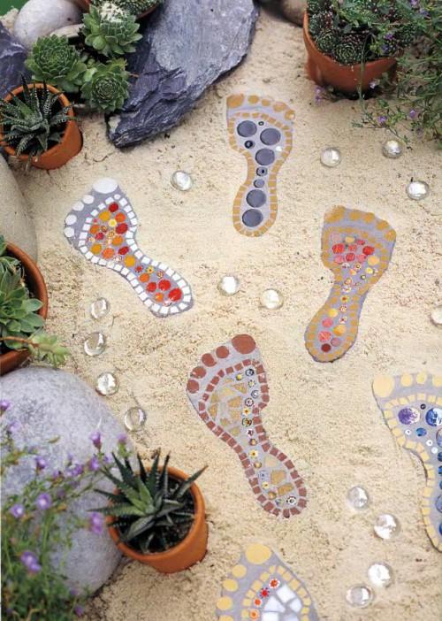 как украсить дом мозаика -09
