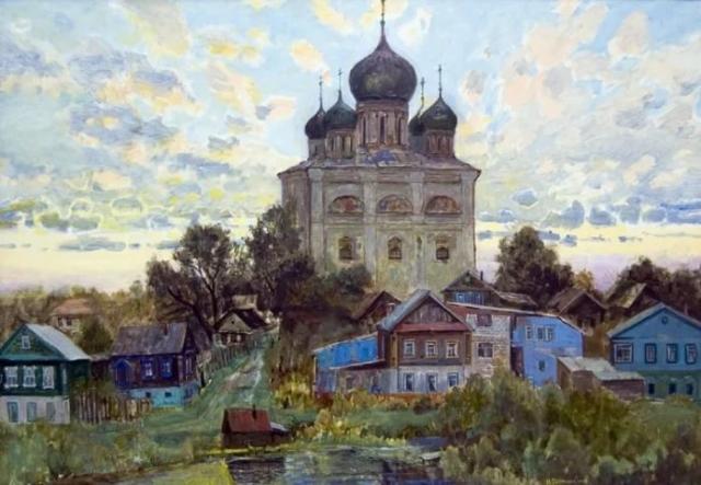 художник Инесса Сафронова картины - 31
