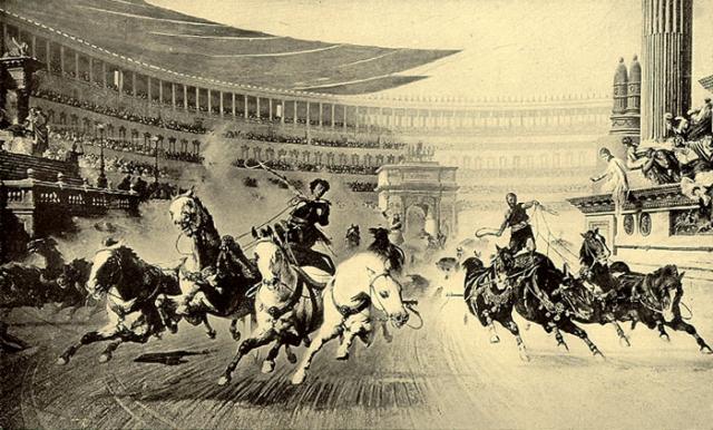 Циркус Максимус был самой популярной ареной для развлечений в Древнем Риме. | Фото: bubligum9000.livejournal.com.