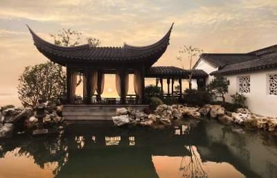 Впечатляющие интерьеры самого дорогого дома в Китае. Фото