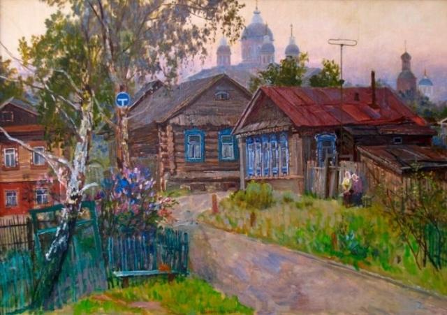 художник Инесса Сафронова картины - 29