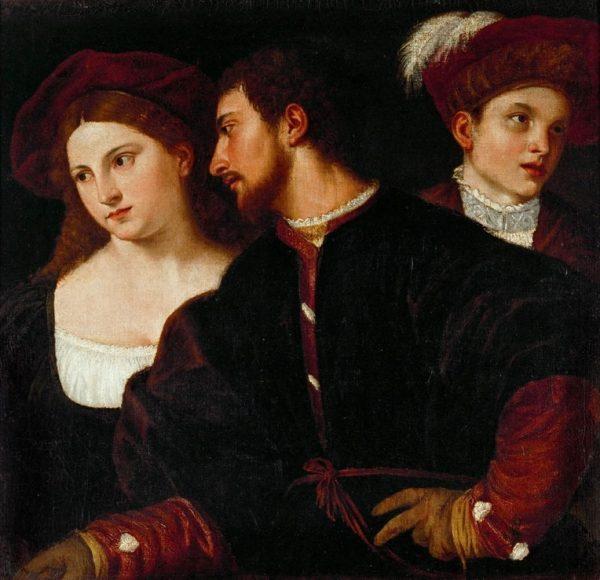 художник Тициан (Titian) картины – 02