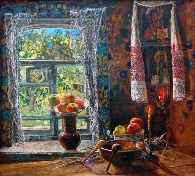 художник Инесса Сафронова картины - 22