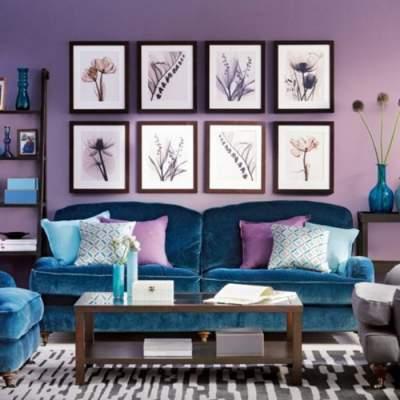 Гармоничное сочетание мебели под цвет интерьера. Фото