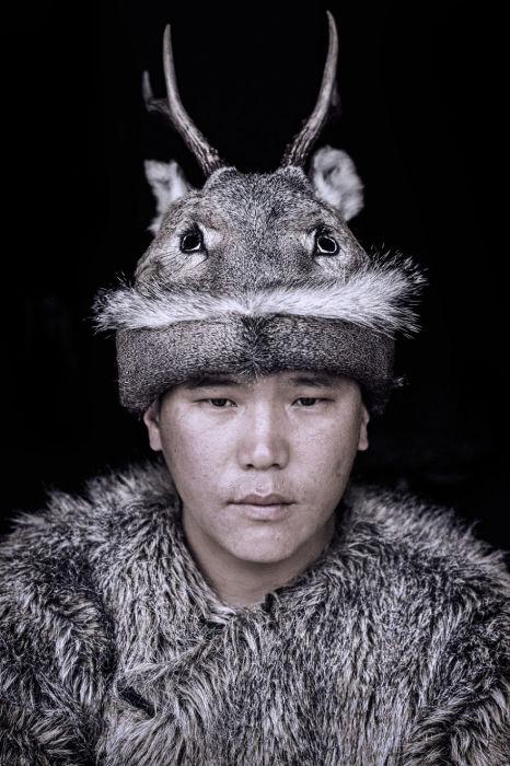 Молодой человек орокен. Автор: Александр Химушин.