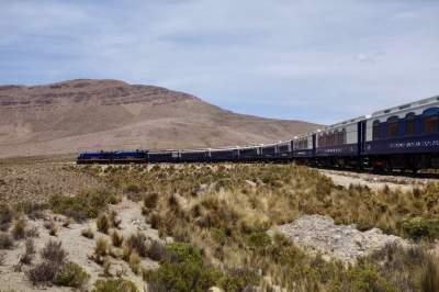 Что ждет туристов в одном из самых комфортных поездов в мире. Фото