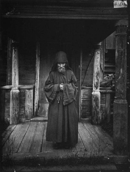 Керженский Благовещенский единоверческий скит, 1897 год.