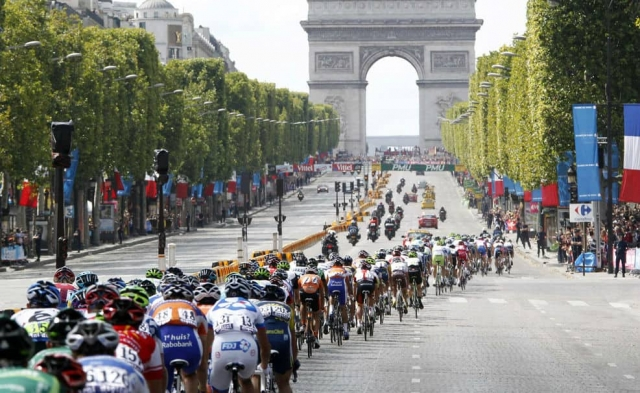 Тур де Франс 2018