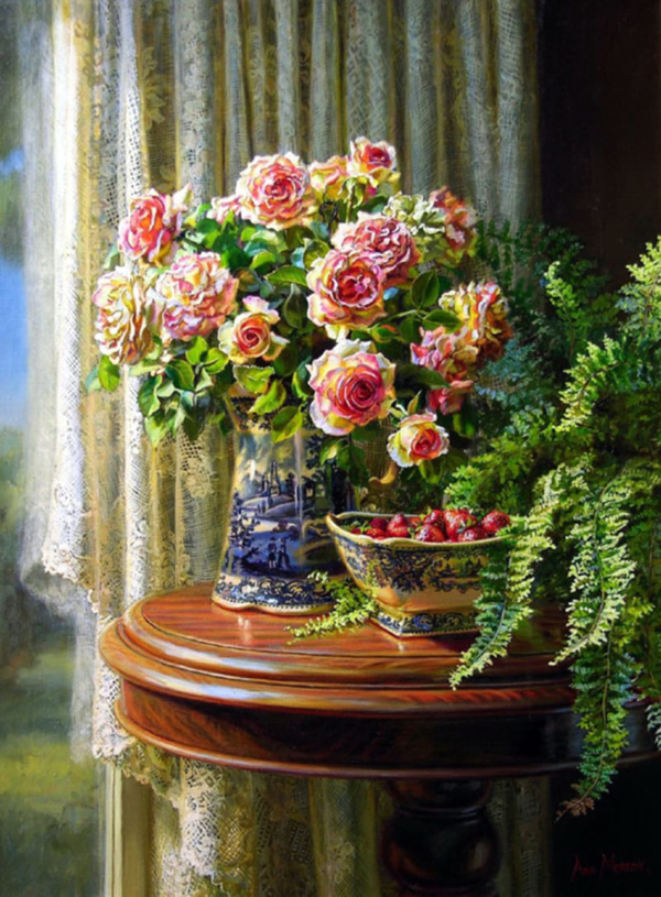 художник Ann Morton (Энн Мортон) картины – 16